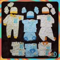 Murah Berkwalitas Pakaian/baju bayi paket newborn (baru lahir) libby A
