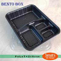 Bento Box / Tray Bento/ Mika Bento / Lunch Box sekat 4