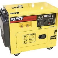 Genset 5 KVA Diesel Silent Type Electrical Start Generator