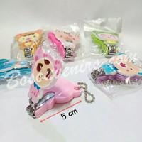 Souvenir Pernikahan Gunting Kuku Karakter Pororo Nail Clippers Animal