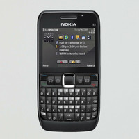 nokia hp murah handphone nokia e63 REFURBISHED bahasa indonesia