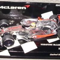 Die Cast Formula 1 McLaren Mercedes 2006 Lewis hamilton 1/43