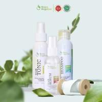 Penumbuh Rambut Botak dan Rontok Green Angelica Maximal Treatment