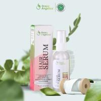 Green Angelica Hair Serum Vitamin Rambut Rontok dan kusam - 60ml