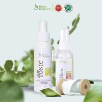Paket Combo 1 Green Angelica Obat Rambut Rontok dan Vitamin Rambut