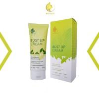 Bust Up Pembesar dan Pengencang Payudara aman 100% bahan alami