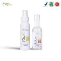 Penummbuh Rambut Cepat / Vitamin Rambut - Green Angelica Combo 1