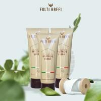 Penumbuh Jenggot Penebal Brewok Krim Kumis - Folti Baffi Paket 3 Cream