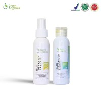 Penumbuh Rambut Botak / Shampo Rambut Botak - Green Angelica Combo 2
