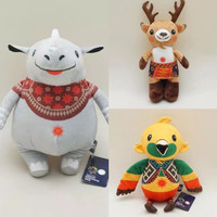 Boneka Set Asian Games Printing (bhin kaka atung)