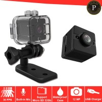 Jual Kamera Pengintai Spycam Mini DV SQ12 Full HD / Spy Cam Mini DV Full HD Murah