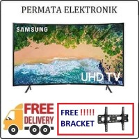 Samsung UA55NU7300 55 Inch UHD 4K Smart Curved LED TV 55NU7300 NEW