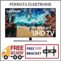 Samsung UA55NU8000 55 Inch Premium UHD 4K Smart Flat LED TV 55NU8000