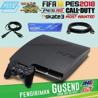 PS3 OFW PLAYSTATION 3 SLIM OFW 160 GB FULL GAMES