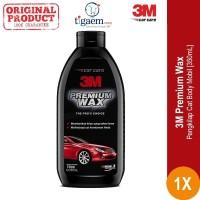 Harga 3m premium wax 350 ml bottle membuat cat mobil mengkilap | antitipu.com