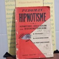 Pedoman Hipnotisme, magic center - djakarta