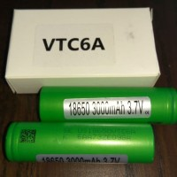 Sony VTC6A 18650 3000mAh 3,7V