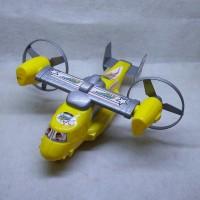 Mainan Pesawat Tarik Berjalan