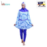 Laiz Baju Renang Muslimah Bisa Gojek