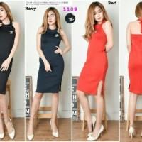 Dres -dress online cantik -dress midi dress -dress fashion wanita-BBL