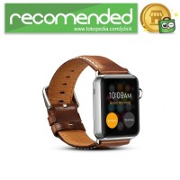 Tali Jam Tangan Leather Watchband for Apple Watch Series 1/2/3 - Cokl