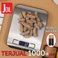 Timbangan Dapur Kue Digital Stylish - JOIL