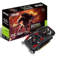 Asus Vga Nvidia GTX 1050 TI 4GB CEBERUS OC