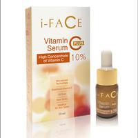 Harga i face vitamin c plus serum high concentrate of vitamin c 10 isi | antitipu.com