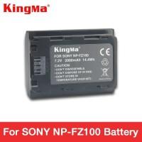 KingMa Baterai Kamera Sony A9 A7R III A7 III - NP-FZ100
