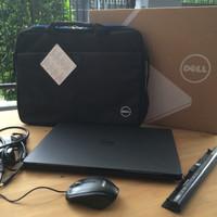 Dell inspiron 14 (3458) Budget gaming & design laptop. Sangat mulus
