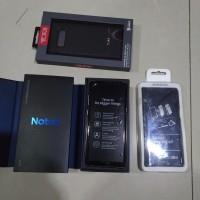 SAMSUNG NOTE 8 Bekas spt Baru Perfect Garansi SEIN + 3 Case Original