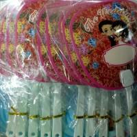 Souvenir Pernikahan Kipas Wedding