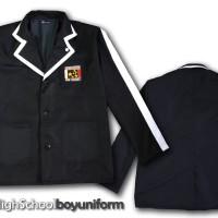 Seven Sisters High School Boy Uniform