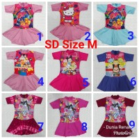 Baju Renang Wanita Anak SD Motif My Little Pony