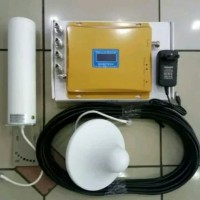 PENGUAT SIGNAL HP GSM 2G+3G / REPEATER GSM PENGUAT SINYAL HP