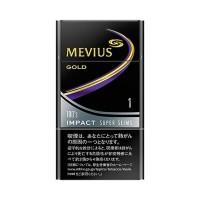 Rokok Mevius Gold Impact One 100's Slim