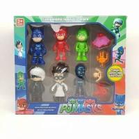 Figure Pj Masks / Pj Masks Figurine / Topper Pj Mask / Pj Masks Topper