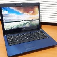 Laptop Notebook Bekas Acer Aspire 4743 Core i7 VGA Intel HD Murah