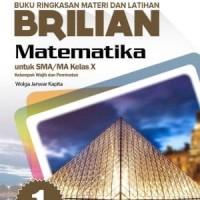 Buku Kumpulan Soal Brilian Matematika Kelas X Penerbit Grafindo