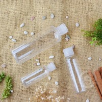 Botol Plastik PET Flip Top 60 ml