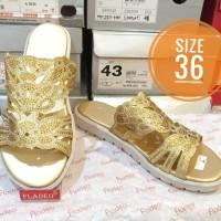 Sandal Wanita Pesta Fladeo Original Branded Matahari