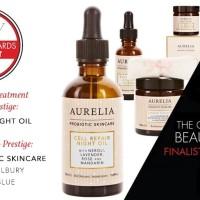 Aurelia Cell Repair Night Oil