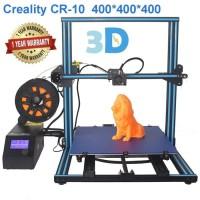 3D Printer Ukuran Besar Creality CR-10 S4 Dual-Leading Screw Origina
