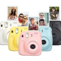 Fujifilm Instax Mini 8s Kamera Polaroid