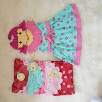 Pakaian Bayi Laki-Laki Baju & Sepatu Umur 9 - 1 Tahun 9-12 Bul AIA4859
