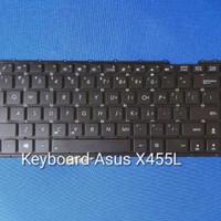 Keyboard Laptop ASUS X455L Sudah sekalian Pasang lokasi di Yogyakarta