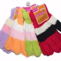 Sarung Tangan Handuk Tebal Trendy untuk Cewek Remaja dan Dewasa