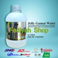 Jelly Gamat Gold G Walit 320 Ml