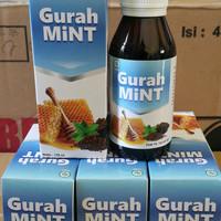 Sirup Madu Gurah Rasa Mint 125 ml