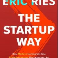 The Startup Way - Eric Ries (Economy/ Business)
